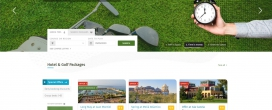 Nueva web responsive para Golf in Spain®