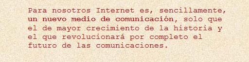 internet se encuentra alsur en 1997